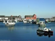 Rockport Harbor MA - Marina